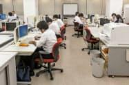 トーテックアメニティが開設した名古屋市内のソフト開発拠点