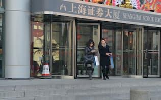 上海証券取引所