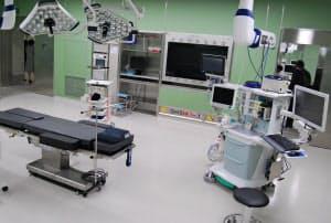 神戸大はメディカロイドの手術支援ロボット開発も支援する(神戸市)