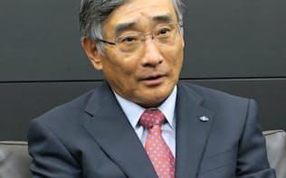 「CQO」に就任したSUBARUの近藤潤会長