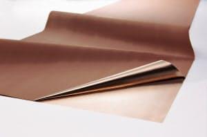 三井金属の極薄電解銅箔「マイクロシン」はスマホ向けFPC向けとして引っ張りだこだ