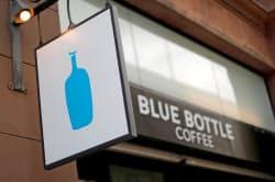 ブルーボトルは年末までに店舗数が倍増する見込み(14日、米ロサンゼルス)
