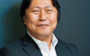 奥山泰全 慶応大学商学部卒。個人投資家から証券会社経営に加わり、2006年8月にマネーパートナーズグループ社長に就任した。日本仮想通貨事業者協会にも設立時から関わり、協会会長を務める。