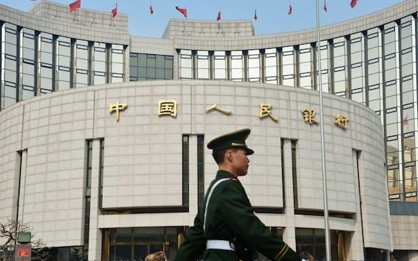 中国人民銀行本店(中国・北京)