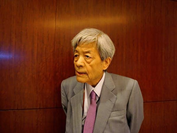安倍政権は「北朝鮮リスクがあるから支持率が上がった」と語るジャーナリストの田原総一朗氏