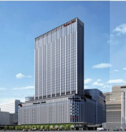 「ヨドバシ梅田タワー(仮称)」のイメージ