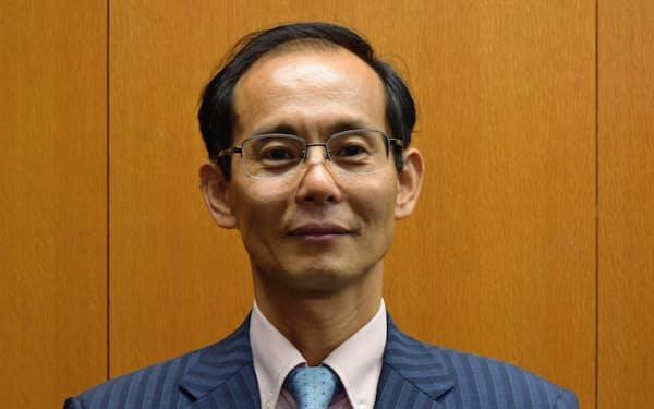 中部経済産業局の富吉賢一局長