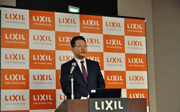 海外企業のM&Aに頼って成長していたLIXILの経営路線は、瀬戸欣哉社長の就任で変わりつつある
