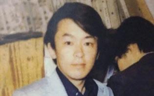 NHK松江放送局で、報道記者として新人時代をスタートした池上氏。23歳=著者提供