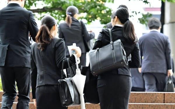 企業が学生に説明会への参加などを働きかけることができる