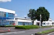 東レのセパレーターの主力生産拠点である那須工場(栃木県那須塩原市)