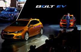 GMは1年半以内にEV2車種を発売する=ロイター