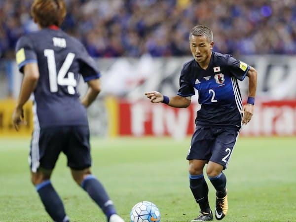 「ボールを奪ったらできるだけ早く相手ゴールに迫る」という方針はワールドカップ本大会を見据えてのもの=共同