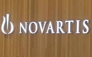 ノバルティスのロゴ