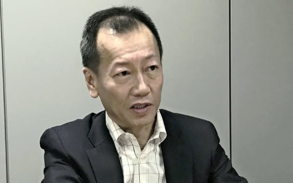 9月29日に東証マザーズに上場したテックポイントの小里社長
