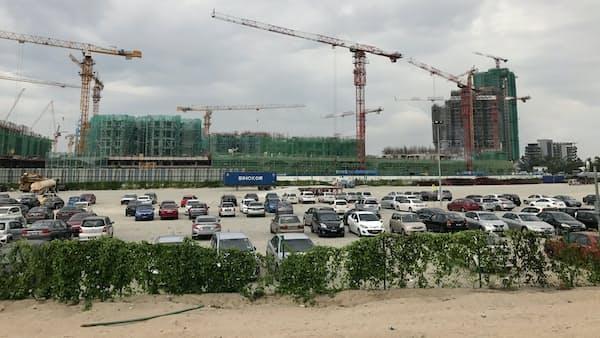 マレーシア、大型開発がけん引する成長