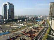 うめきた2期地区の再開発事業に何社が手を上げるか(大阪市北区)