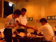 山形県選挙管理委員会が開いた洋上投票の出前講座(8月)=県選管提供