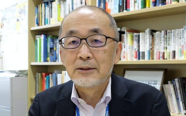 有吉章・一橋大学特任教授は「財政危機はいったん起きると進行が速い」と警鐘を鳴らす。