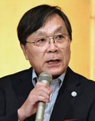 神戸大学長・武田広氏(たけだ・ひろし) 1949年生まれ。78年東京大学理学系博士課程修了。神戸大学理学部教授などを経て、2015年から現職。