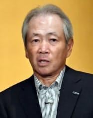 日東電工社長・高崎秀雄氏(たかさき・ひでお) 1953年生まれ。78年明治大学商学部卒、日東電工入社。2013年専務執行役員。14年から現職。