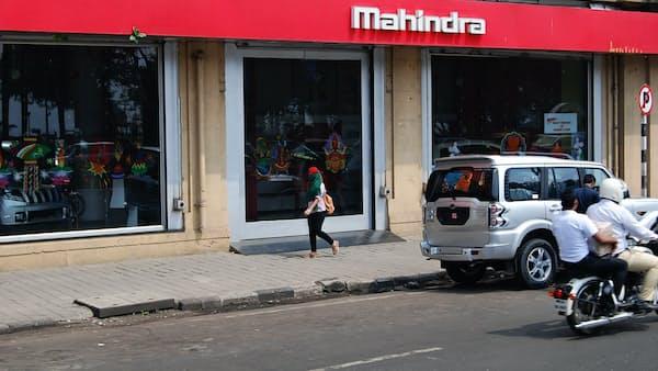 インド成長鈍化の懸念に光 自動車販売底堅く