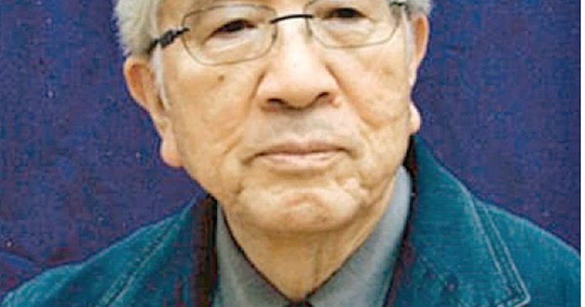 洋画と日本画を融合 文化勲章の奥谷博さん: 日本経済新聞