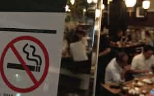 たばこ業界や愛好者の反発もあるが…