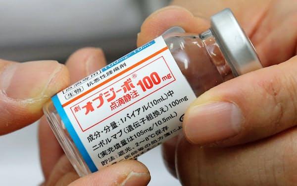 高額で話題になったがん治療薬「オプジーボ」は英国ではほぼ半額