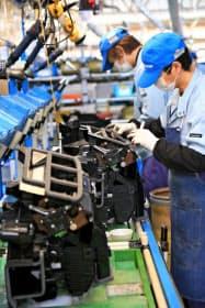部品メーカーにも日産の無資格検査問題の影響が広がる