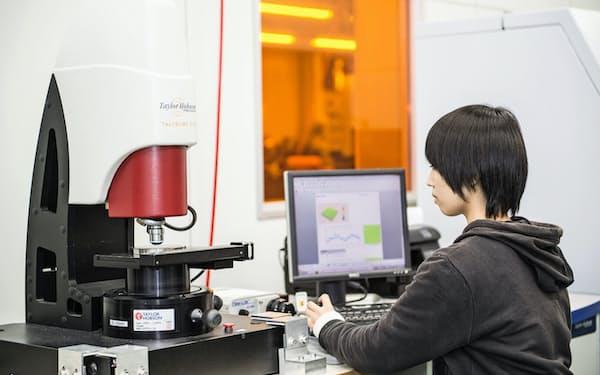 ティ・ディ・シーの生産品は多くの企業や大学で使われている(宮城県利府町)