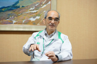 福永泰・日本電産中央モーター基礎技術研究所長は日立製作所の中央研究所長も経験した
