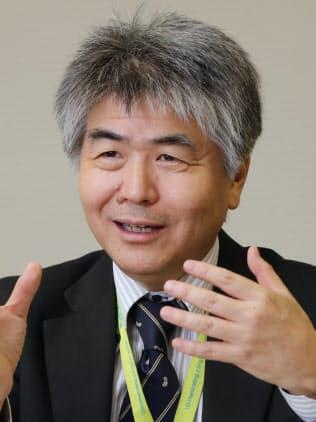 NEC データサイエンス研究所長 山田昭雄