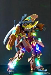 プラモデルのLED点灯が簡単になる(C)KOTOBUKIYA