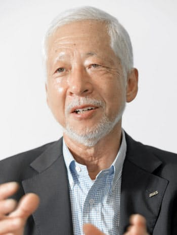 しげひろ・つねお 1947年山口県生まれ。71年に岡山理科大卒、アシックス入社。73年のエベレスト南西壁挑戦を皮切りにヒマラヤへ13回遠征し、ほとんどで登頂に成功。同社アウトドアマイスターを務め、6月から日本山岳会副会長。