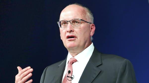 WDミリガンCEO「大きな目標と柔軟な戦略必要」