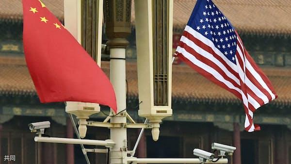 中国、米に対抗関税を準備 豚肉などに最高25%
