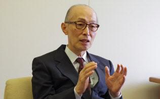 住専問題処理などを手掛けた西村吉正・元大蔵省銀行局長