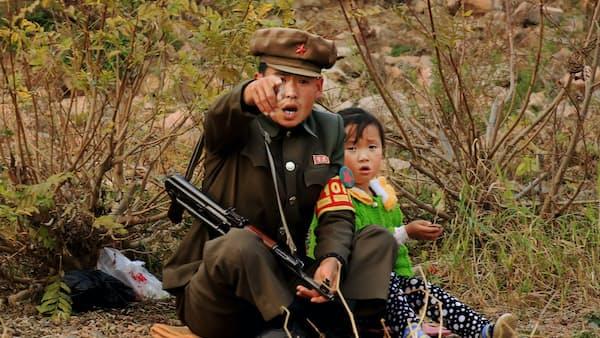 緊迫増す中朝国境の街、丹東(IN FOCUS)