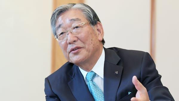 アサヒGHD泉谷直木会長「海外買収、少額出資は意味なし」