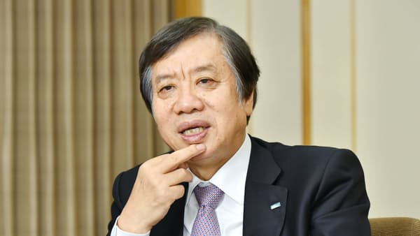 MS&AD柄沢康喜社長「アジアの業界再編に対応」
