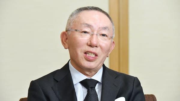 ファーストリテイリング柳井正会長「世界で通用する商品を」