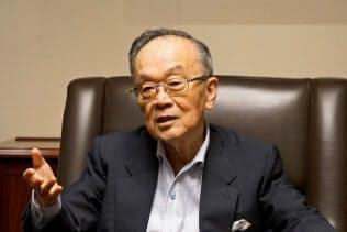 森トラスト会長の森章氏は「適切な財政投資によって、経済成長率の3倍の税収伸びが見込める」と語る