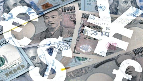 株価低迷でも進まぬ円高 米経済堅調でドルに資金