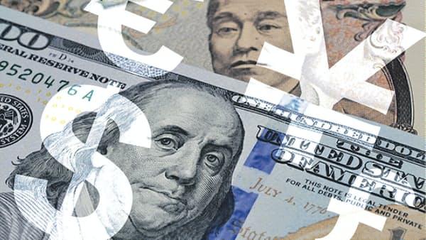 FRBで「ハト派」色鮮明 円じわり上昇、107円台に