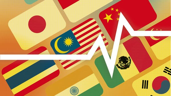 インドネシアルピアが最も上昇 追加利上げで買い