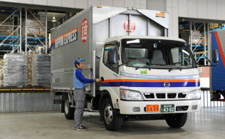 日本通運は小口輸送サービスで待機時間の追加料金を請求できるようにした