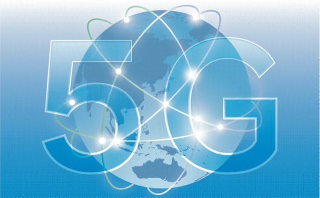 5G全国整備へ新制度 光回線維持で負担金