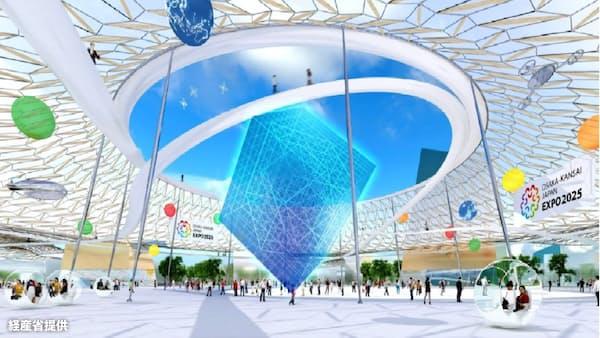 大阪万博へ3カ国と競う 25年開催国決定まで1年