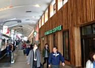 4月に改装オープンしたJR秋田駅
